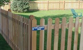 Wood Picket Fences Minneapolis St Paul