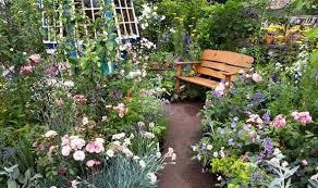 creating a secret garden