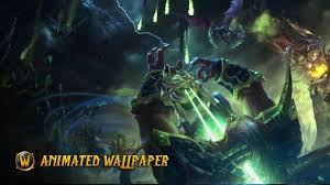 warcraft hunting season animated