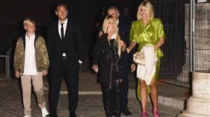 Chanel Totti e quel look total black che fa discutere
