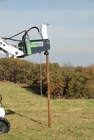 Hydraulic Hammer Skid Steer Loader Attachment B Built Mfg