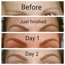 eyebrow permanent makeup reviews
