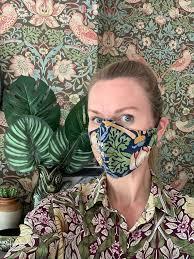 Face Mask Liberty Face Covering Reusable Face Mask Liberty | Etsy