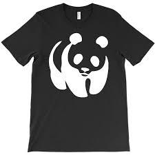 Custom Panda Bear Sticker Vinyl Decal Cute Animal Art Car Window Bumper T Shirt By Mdk Art Artistshot