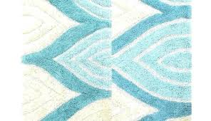 teal bathroom rugs target round green