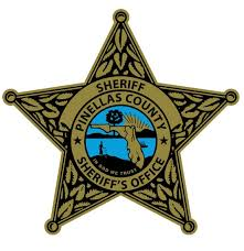 Pinellas County Sheriffs Office Badge Vinyl Decal Car Etsy