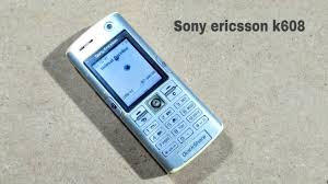 Sony ericsson k608 - review, themes ...