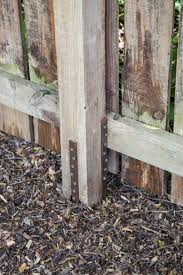 Fence Post Repair Quick Easy Affordable Post Buddy Us