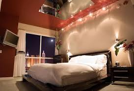 mirror above bed bedroom ceiling