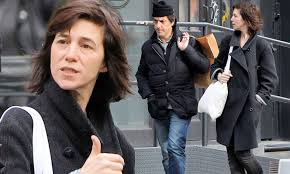 Charlotte Gainsbourg keeps it casual with husband in New York ...