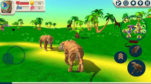 Tiger Simulator 3D (By CyberGoldFinch ...