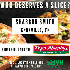 WIVK 107.7 - Congratulations to the final winner in our... | Facebook