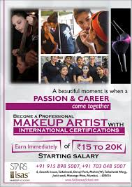 learn professional makeup courses with