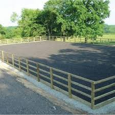 Outdoor Riding Arena Kit 40m X 20m Riding Arenas From Mcveigh Parker