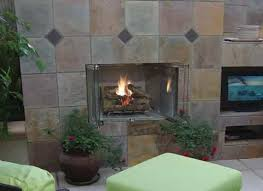 outdoor fireplace not drawing smoke