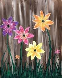 Garden Fence Types And Models Over The Centuries Some Fence Types Have Established Themselves As Garden Fences In 2020 Flower Painting Canvas Painting Garden Mural