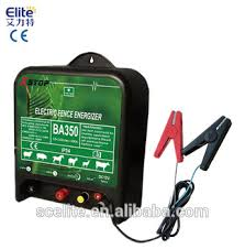 Electric Fence Controller And Alarm Electric Fence Fencer Electric Fence Energizer Buy Electric Fence Energizer And Alarm Electric Fence Energiser Battery Solar Fence Energizer Product On Alibaba Com