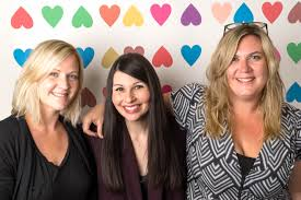 Wendy and Lizzie Molyneux | Alison Rosen
