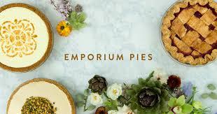 emporium pies fine pies for fine