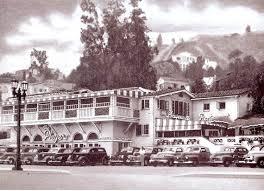 Preston Sturges's The Players nightclub on the Sunset Strip |