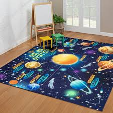 Shop Smithsonian Way Out In Space Kids Area Rug On Sale Overstock 27778408