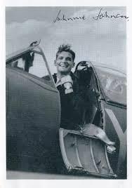 "Military Pilots: AVM James Edgar ""Johnnie"" Johnson CB, CBE, DSO ..."