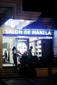 salon de manila hair salons head