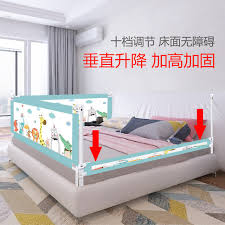 Bed Fence Baby Anti Fall Protection Fence 2 2 Meters 1 8 Large Bedside Baffle For Young Children