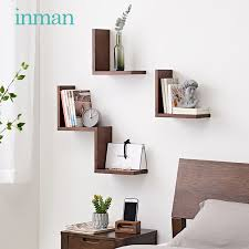 inman l shaped shelf living room nordic