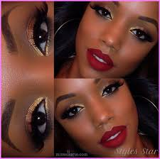 makeup black men archives star styles