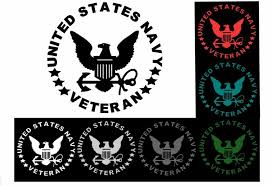 Details About Us Navy Veteran Decal Sticker Military Car Truck Window Wall Tumbler Laptop In 2020 Navy Veteran Military Vehicles Us Navy