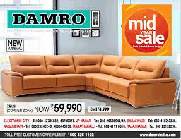 damro furniture adver in newspapers