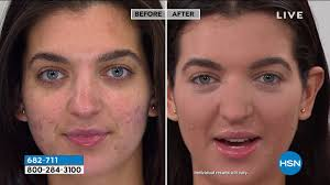 m asam magic finish makeup with mirror