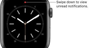 What Is The Red Dot On Your Apple Watch Applegazette