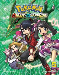 Amazon.com: Pokémon Omega Ruby Alpha Sapphire, Vol. 5 (5) (Pokemon ...