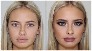 hooded eyes halo eye makeup tutorial