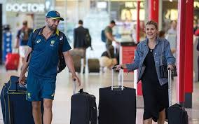 emma mccarthy slay at the melbourne airport