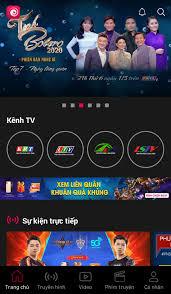 Ứng dụng xem Tivi online đặc sắc, miễn phí mà bạn đang tìm kiếm