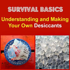 desiccants 101 definition types and