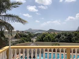 FOR SALE Family villa Jan Thiel with pool and view on Spanish Water |  Caribbean real estate, Family villa, Villa