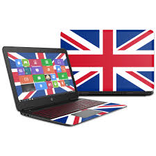 Mightyskins Protective Vinyl Skin Decal For Hp Omen Laptop 15t Wrap Cover Sticker Skins British Pride Sold By Vision Graphic Rakuten Com Shop