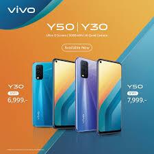 เปรียบเทียบ Vivo Y30 vs Vivo Y50 ต่างกัน 1,000 บาท เลือกรุ่นไหนดี! -  Siamphone.com
