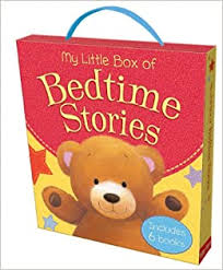 My Little Box of Bedtime Stories: Warnes, Tim, Butler, M. Christina,  Freedman, Claire, Geras, Adele, Walters, Catherine: 9781589254428:  Amazon.com: Books