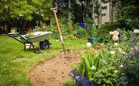 flower garden in 3 easy steps