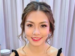 korean wedding makeup artist singapore