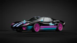 Miami Heat Vice Black Car Livery By Maraudingwalrus Community Gran Turismo Sport