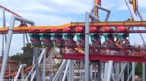 silver bullet off ride knott s berry
