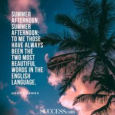 happy quotes about summertime success