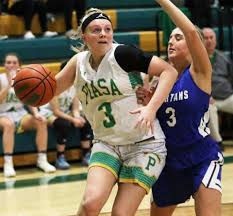 PREP GIRLS BASKETBALL: Piasa Birds toss in 13 3-pointers, roll ...