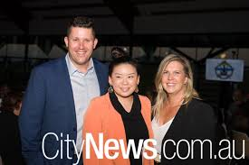 Adrian King, Elly Chan and Roseanne Brand | Canberra CityNews